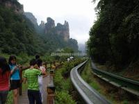 Ten-mile Natural Gallery Zhangjiajie