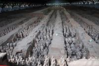 Spectacular Terracotta Warriors and Horses Museum Xian