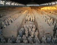 Attractive Terracotta Warriors and Horses Museum Xian