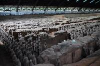Terracotta Warriors and Horses Museum China