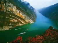 Three Gorges Attractive Scenery Chongqing