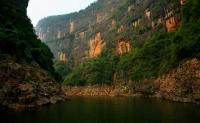 Three Gorges Spectacular Mountain