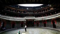 Tianluokeng Tulou Cluster Internal Structure