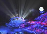 The Virtual Show of Tianmen Fox Fairy