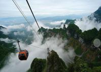 Tianmen Mountain Cable Car