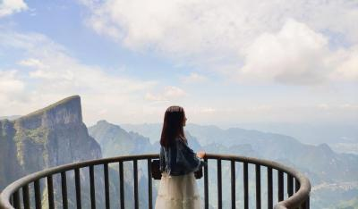 Tianmen Mountain Hiking
