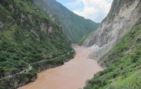 Tiger Leaping Gorge Charming Landscape China