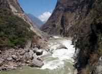 Tiger Leaping Gorge Scenery Yunnan