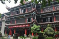 Wenshu Temple Spectacular Architecture