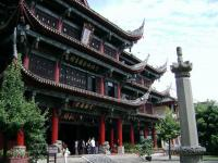 Wenshu Temple Charming Building