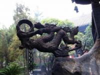 White Horse Temple Dragon Stone Sculpture Luoyang