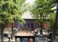 White Horse Temple Building Luoyang