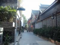 Beautiful Wide and Narrow Alley  Chengdu