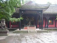 Wuhou Memorial Temple Culture of the Three Kingdoms