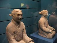 Xian Musuem People Figurines
