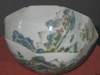 Xian Musuem Beautiful Bowl Exhibit
