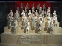 Xian Musuem Painted Terracotta Warriors