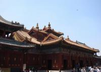 Yonghe Temple Palaces Beijing