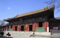 Beijing Yonghe Temple Architecture