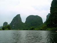 Beautiful Yulong River Scenic Area Yangshuo