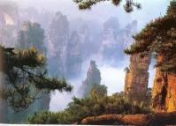 Zhangjiajie National Park Picture China