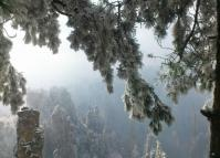Zhangjiajie National Forest Park Winter Trip