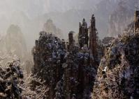 Zhangjiajie National Forest Park Winter Tour