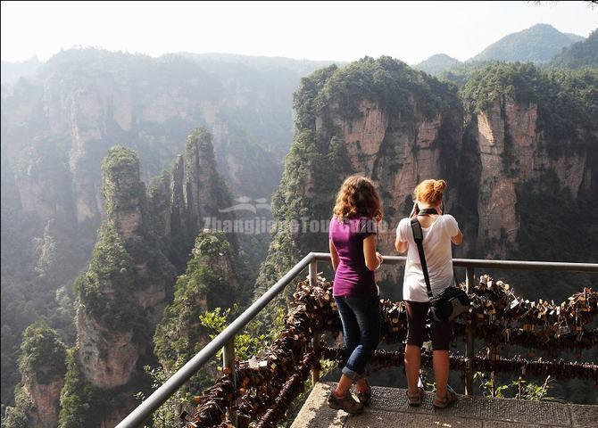 Visit Zhangjiajie National Forest Park Summer