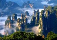 Zhangjiajie National Forest Park Summer