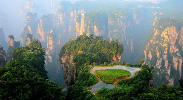 Resultado de imagem para zhangjiajie china