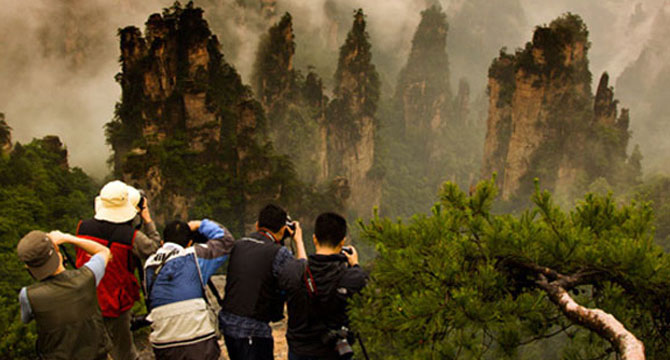 3-day Zhangjiajie National Forest Park Tour