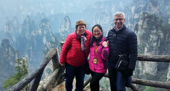 2-day Affordable Zhangjiajie Tour